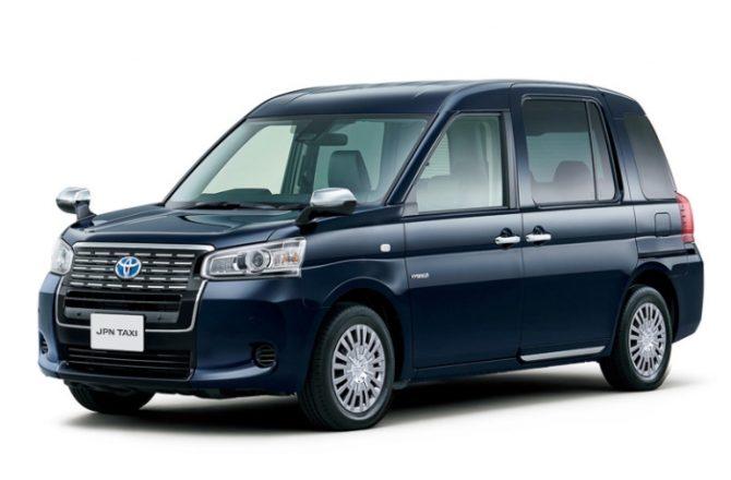 2020年 東京オリンピックに向けた次世代タクシー