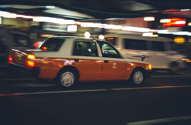 タクシー乗務員の正月とは