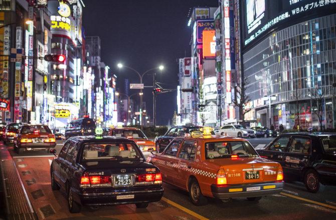 多種多様な人種が集まるタクシードライバーの謎