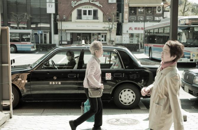 タクシードライバーは若年層に夢を与える仕事